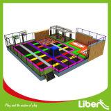 TUV Approved Foam Pit Kids Trampoline Park