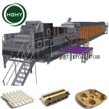 Hghy Molded Paper Pulp Packaging Recycled Paper Egg Tray Machine