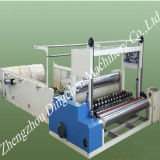 Fully Automatic Kitchen Paper Rewinding Machine, Paper Deep Processing Machine