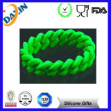 Custom Silicone Bracelet for Promotion Gifts (DXJSBB003)