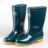 Good Quality Chemical Industrial Waterproof PVC Work Safety Rain Boots