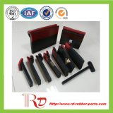 Rubber Parts Rubber Seal Skirt Board for Sealing