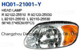 Head Lamp Assembly Fits Hyundai Accent 2003-2005. China Best! Factory Direct!
