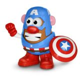 Captain America PU Dumbbell