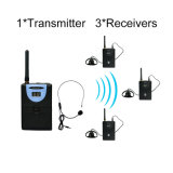 Wtg02 Wireless Tour Guide System Translation System