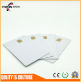 Contact and Contactless Dual Frequency RFID Card