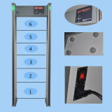 Economical and High Sensitivity Walkthrough Metal Detector (XLD-A(LED))