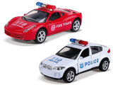Electric Car Die Cast Car Toy Car Pull Back 1: 32 (H1459036)