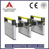 Elegant Flap Swing Type Entrance Barrier Access Control