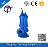 7.5kw 4inch Hot Selling Suction Casting Iron Sewage Pump China Factory