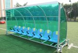 Hot Sale Cheap Sports Equipment Soccer Team Shelter for Sale