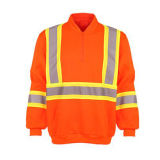 100% Polyester Winter Reflective Safety Jacket