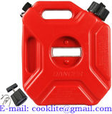 5 Litre Portable Motorcycle Fuel Container Plastic Gasoline Diesel Pack Water Carrier