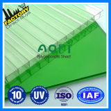10mm Twin-Wall 100% Vigin Sabic Materials Green House Sheet