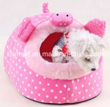 Dog Bed Cage Cat Teddy House Carrier Pet Bed