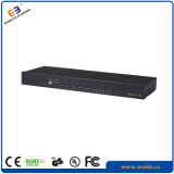 16 Port Cat5e Kvm Console