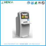 15-22 Inch Station Ticket Touch Screen Self Service Kiosk