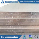 Hoting Rolling Aluminum Alloy Sheet /Plate /Coil (6061, 6063, 6082, 7075, 7005)