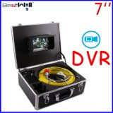 7′′ Digital Screen DVR Sewer/Pipe/Drain/Chimney Video Inspection Camera 7D1
