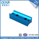 Custom Precision Aluminum Blue Anodized CNC Machining Parts (LM-141M)