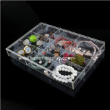 Custom Clear Acrylic Jewellery Display Tray