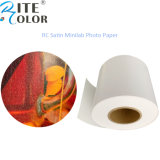 Waterproof RC Satin Photo Paper for Inkjet Digital Printing