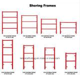 Painted Standard Narrow Frame-Vanguard Lock/Ladder Frame/Shoring Frame Scaffold System
