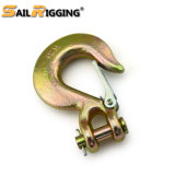 G43 Galvanized Chain Clevis Slip Hook