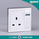 Igoto B9013 1gang 13A Switched Socket Electrical Socket Electric Switch and Socket