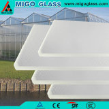 China Factory 4mm Clear Float Plain Greenhouse Glass