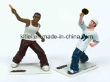 Plastic Collectable Sport Figure Toys