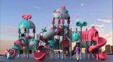 Competitive Price Preschool Series Children Slide Outdoor Playground Equipment