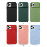 Phone Case Push and Pull Lens Design Soft TPU Back Cover Case for iPhone 12 PRO Max Phone Cases
