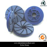 Resin Edge Polishing Pad with Snail Lock