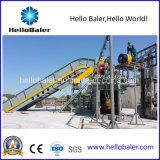 Hydraulic Baling Machine Baler for Waste Paper, Cardboard