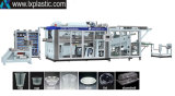 Automatic PS PP Pet Plastic Milk Tea Coffee Water Tea Cups Box Clamshell Egg Tray Container Making Thermoforming Machine