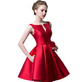 Party Dress with A-Line Gril Dress Sleeveless Evening Dress Sleeveless Evening Prom Dress
