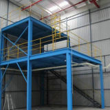 Steel Platform Used in Workshop (SP-016)