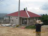 Modern Steel Structure House Unit/Villa (LTT132)