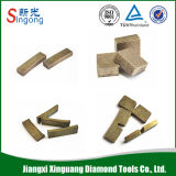 Multi Tool Diamond Blade Cutting Segment for Concrete