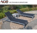 Garden Patio Outdoor Hotel Resort Villa Home Furniture Textilene Daybed Sun Lounger Beach Chair Sunbed