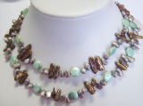 Fashion Pearl Necklace (NP165)