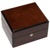 Veneer Gigh Gloss Wooden Watch Box