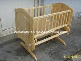Solid Pine Glidering Cradle (TC8021)