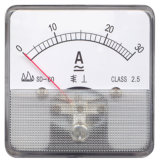 60 Moving Iron Instruments AC Ammeter