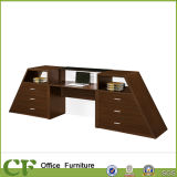 Modern Design Office Furniture Front Reception Table