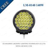 7 Inch LED Work Lamp 140W CREE High Power