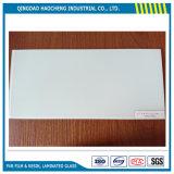 6.38mm Porcelain White PVB Laminated Safety Glass Sheet Price