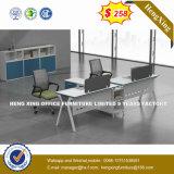 Factory Price PVC Edge Banding Cherry Color Office Desk (UN-NM038)