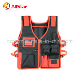 Hot Sale Sleeveless Safety Clothes Work Tool Vest Fishing Vest Waistcoat